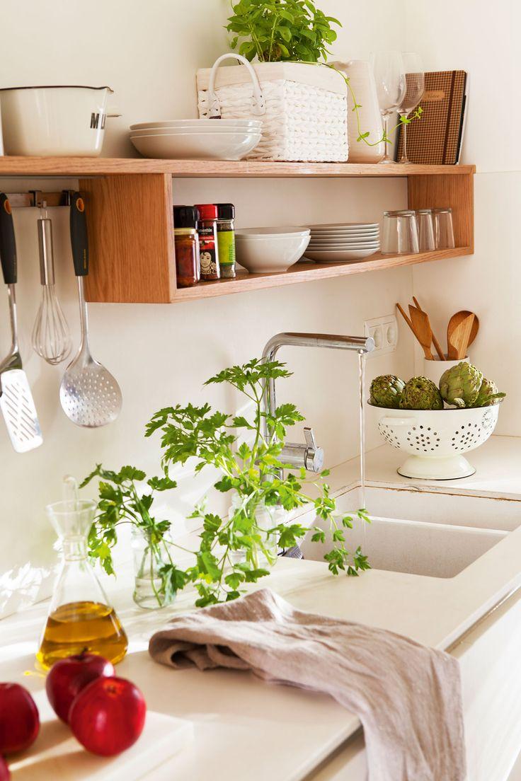 Las 25 mejores ideas sobre grifos de cocina en pinterest - Grifos de cocina con osmosis ...