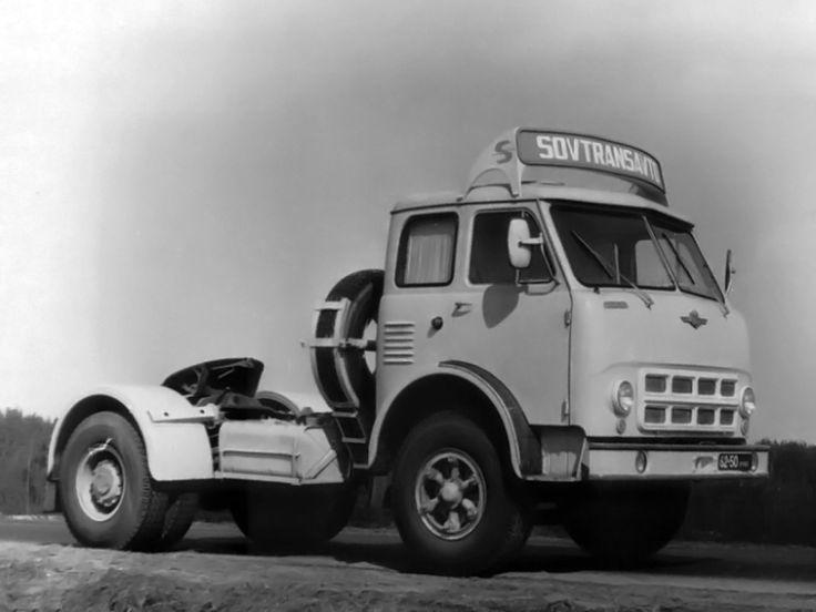 МАЗ-504В '1970–77