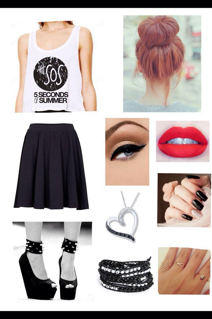 Outfit #1 for MAGCon Nashville | Fashion | Pinterest | Magcon Outfit and Nashville