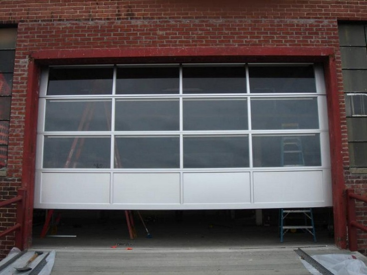 Image Detail For  Glass Garage Doors Price