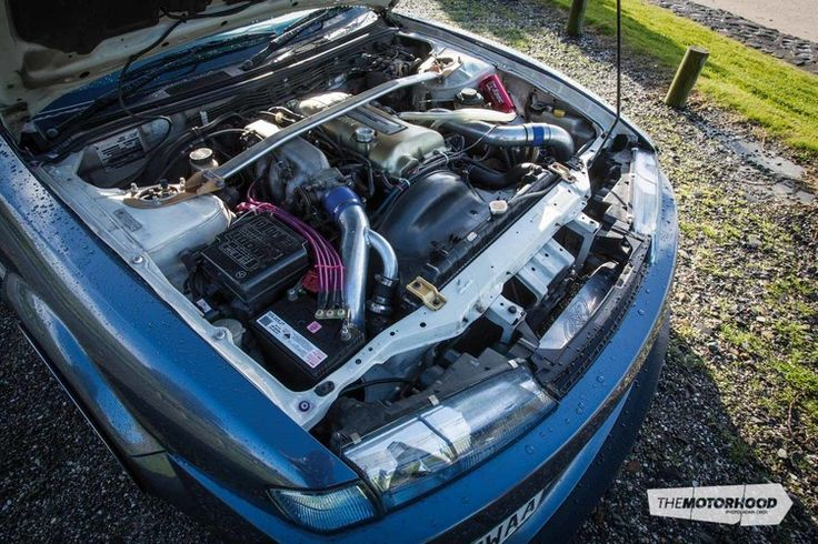 Cruise Mode: a facelifted S14 built for a queen — The Motorhood