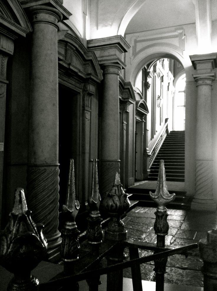 all'interno di Palazzo Barolo , Torino