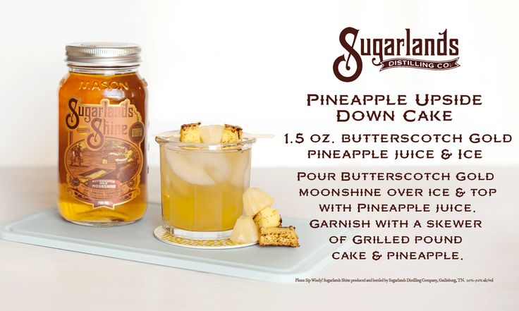 How To Make Pineapple Upside Down Cake Moonshine