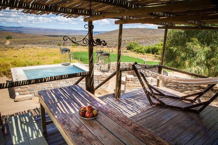 Snyderskloof Karoo Cottage, Matjiesfontein, Western Cape | Hand-picked self catering weekend escapes | Budget-Getaways