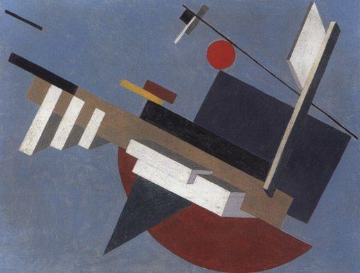 El Lissitzky - Proun 2, 1923
