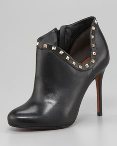 Schutz- Studded Ankle Boot
