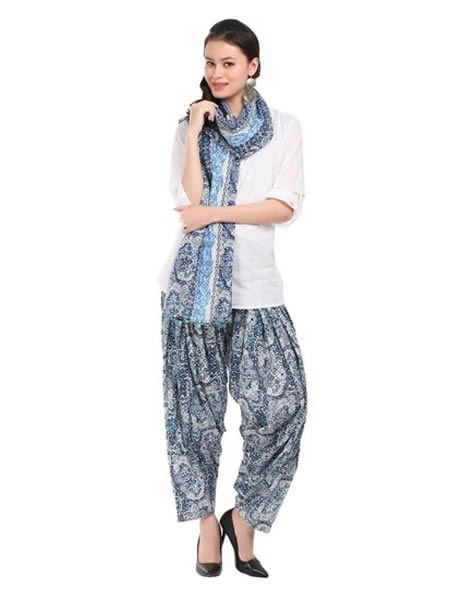 Tempting Styles of Printed Pants For Women And Young Girls