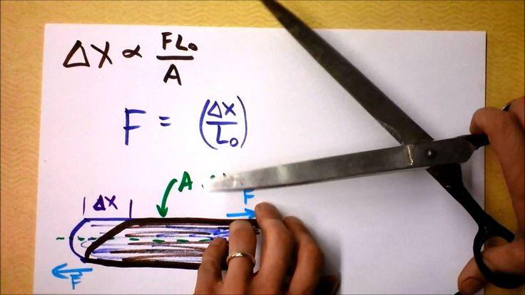 Doc Physics - Screwing Up Stuff via Bulk, Young's, and Shear Modulus.  S...