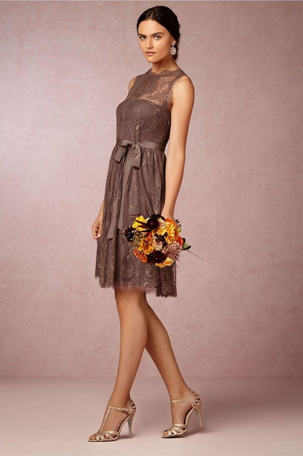 Best 25+ Brown bridesmaid dresses ideas on Pinterest ...