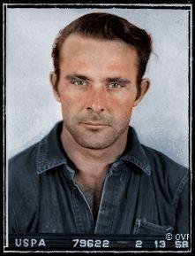 Clarence Anglin - Alcatraz Inmate #1485