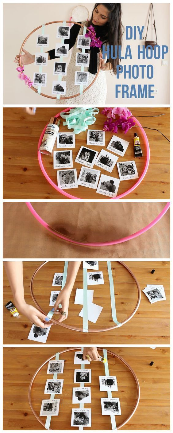 15 DIY Hula Hoop Constructions You Will Love