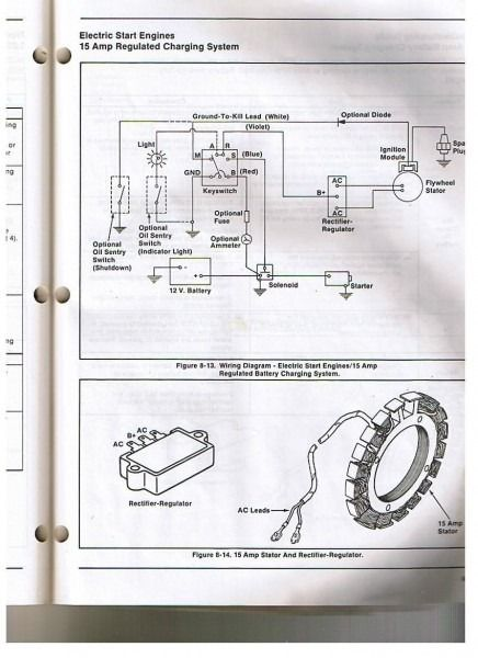 small engine light diagram blog wiring diagram Engine Block Diagram kohler voltage regulator wiring diagram diagram lawn mower small engine light diagram