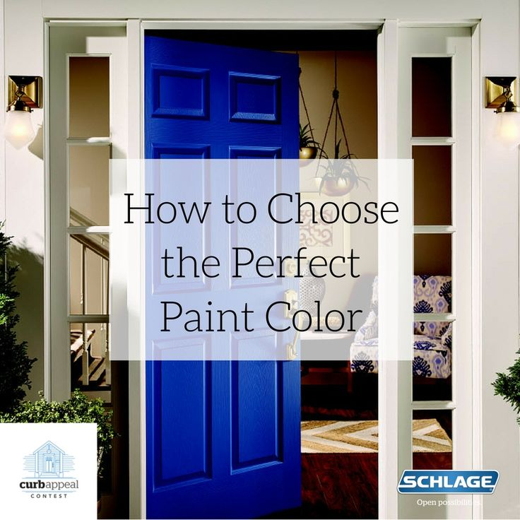 Choosing An Exterior Paint Color Doesn 39 T Have To Be Scary Here 39 S How To Do It With Confidence