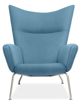 Wegner Wing Chair - Modern Classics - Living - Room & Board $5260....maybe someday!