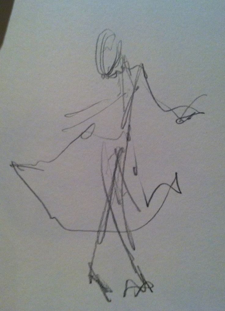 Kevin Houchin - Gesture Drawing 5/13