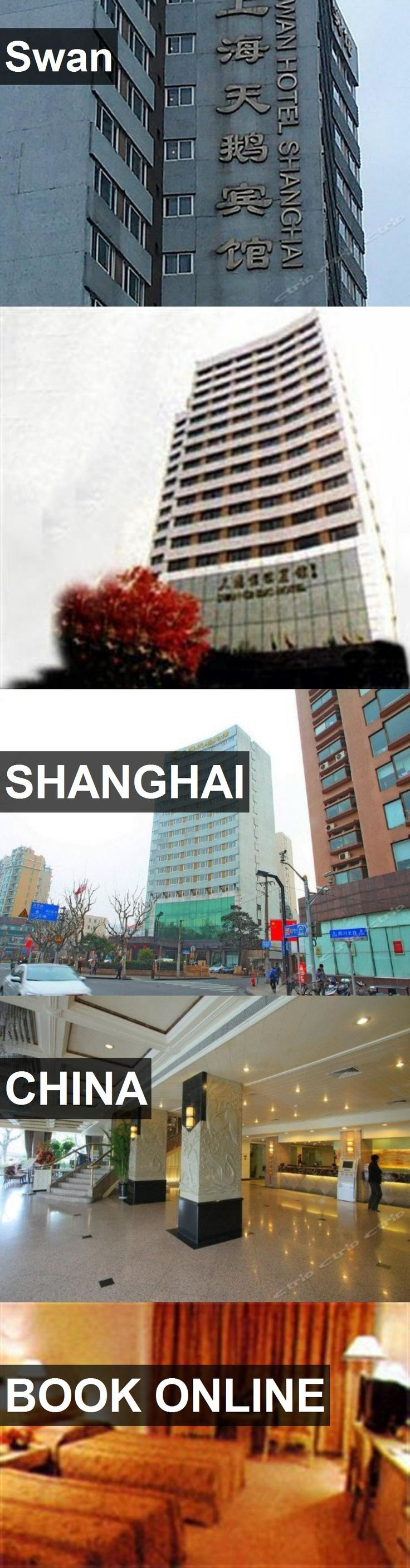 Hotel Swan in Shanghai, China. For more information, photos, reviews and best prices please follow the link. #China #Shanghai #travel #vacation #hotel