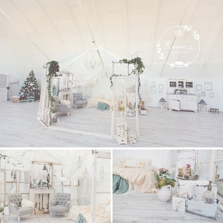Rooms- your photo place #shabby #wintergarden #christmas #vintage www.rooms-studio-hu