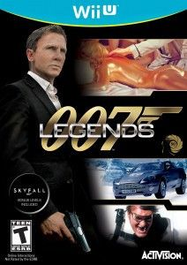 James Bond 007: Legends (Wii-U)