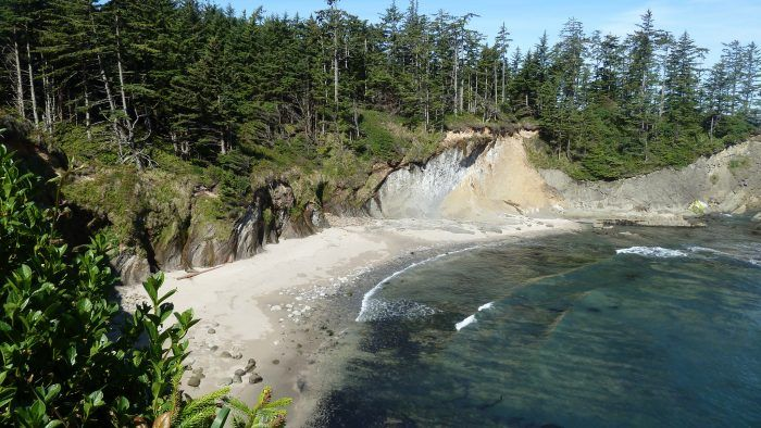 2. Cape Arago State Park - google and find out where this is