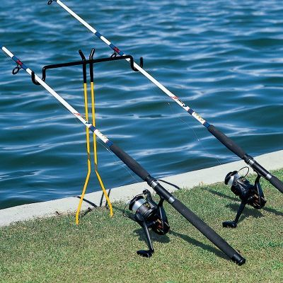 Cabela 39 s bank fishing rod holders for Bank fishing rod holders