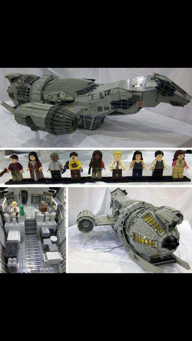 Best Lego set ever.. Firefly