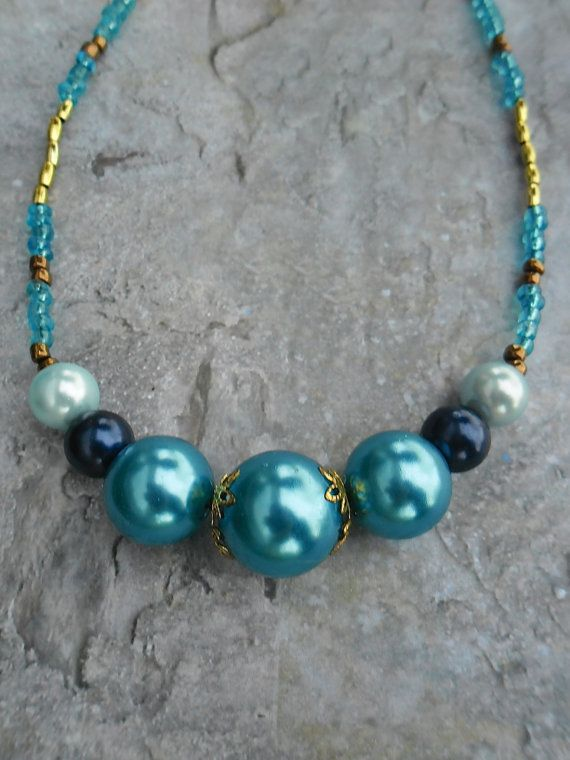how to make beads necklace at home