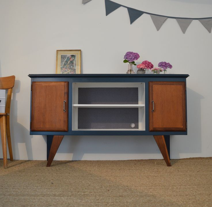 181 best meubles vintages lilibroc images on pinterest furniture buffet an - Meuble vintage nantes ...