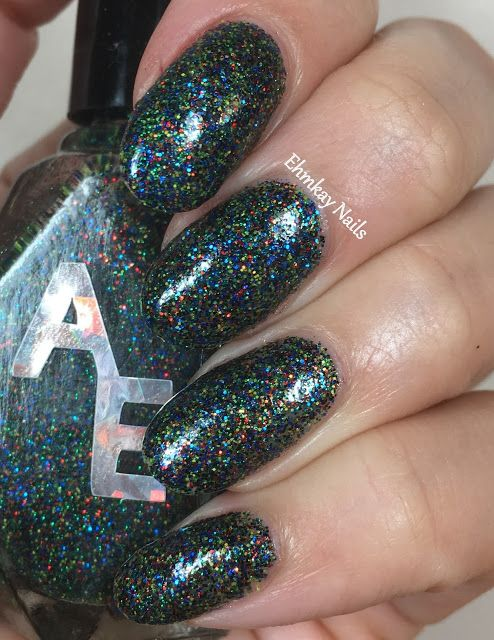 ehmkay nails: Alter Ego Olympic Winner and Olympic Contender, Swatches and Review