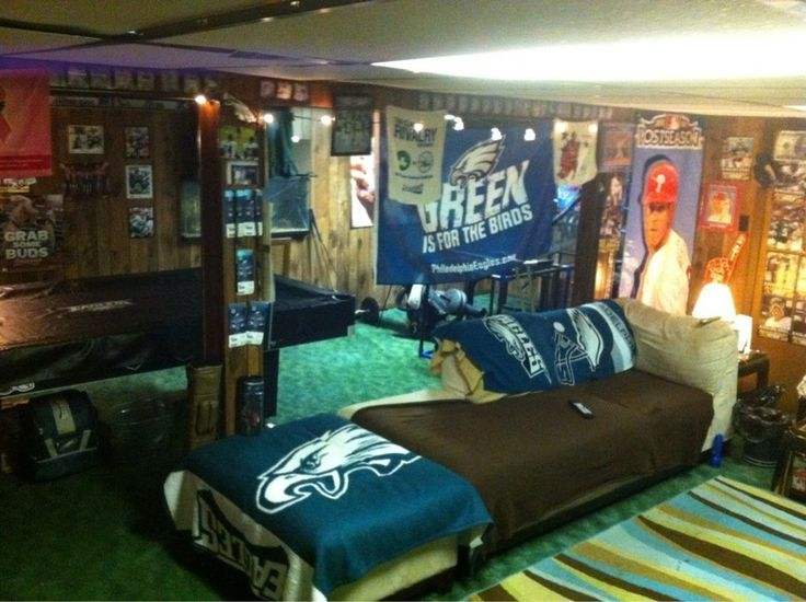 17 Best Images About Philadelphia Eagles Rooms & ( Wo
