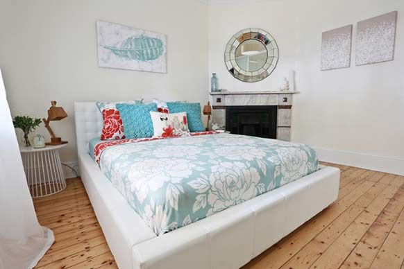 Favourite week 1 room from The Block All Stars: Phil and Amity's Bedroom