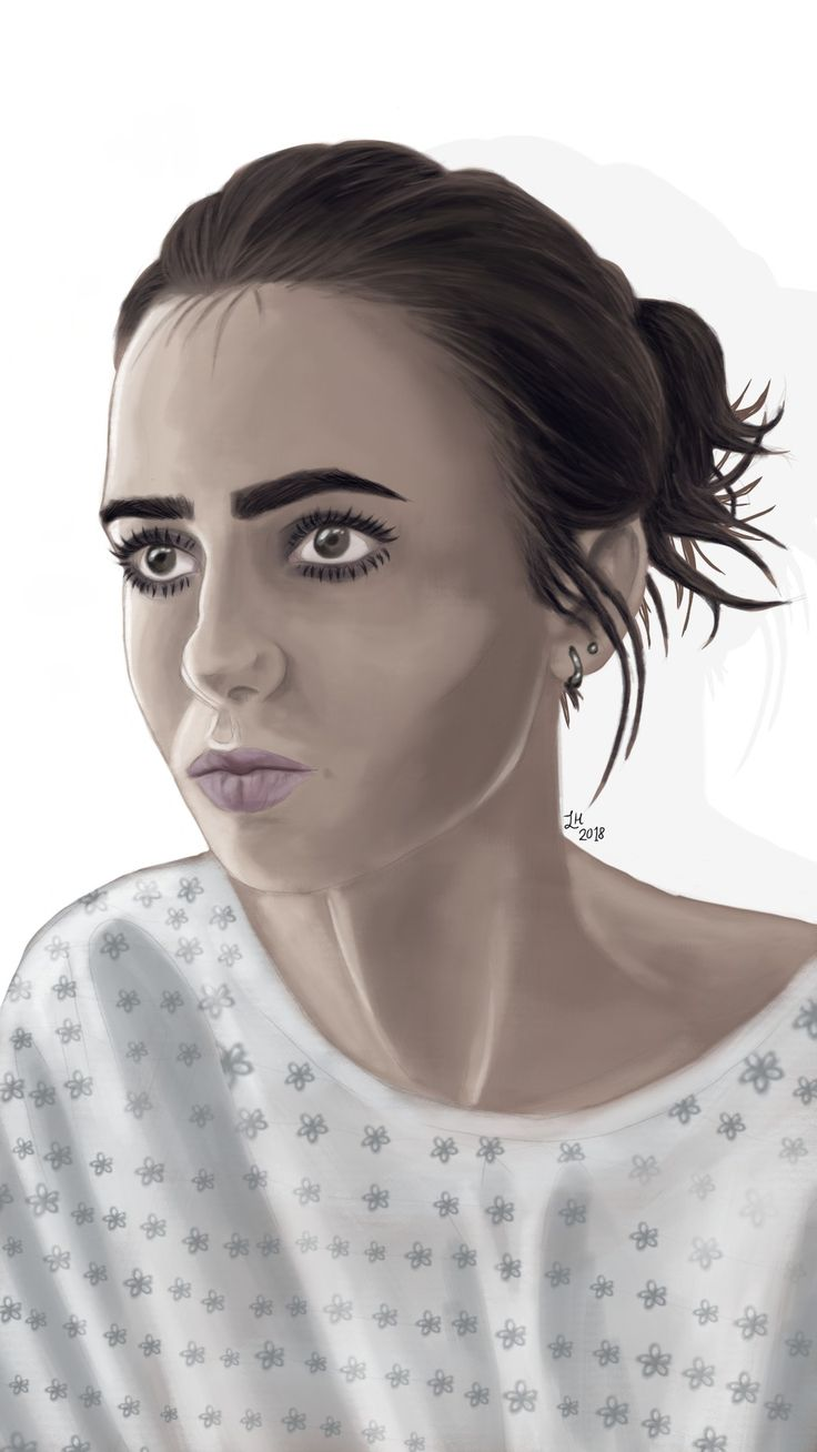 Lily Collins | To The Bone fanart