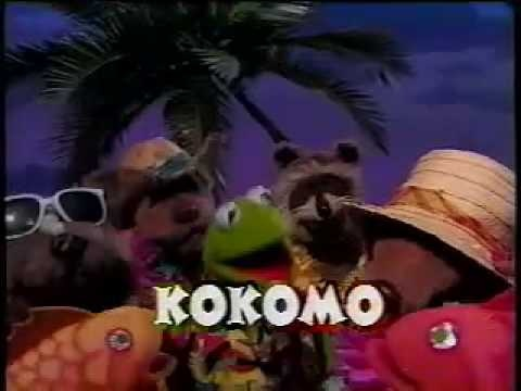 Beach Boys Kermit The Frog