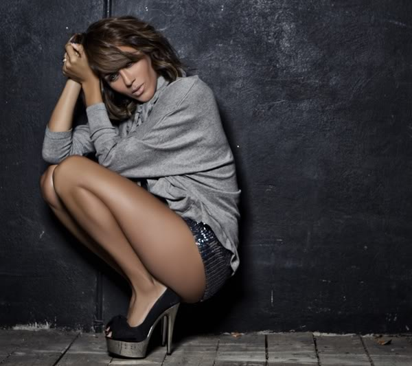 Nicole Ari Parker's Full Fashion Spread For DENIM Magazine