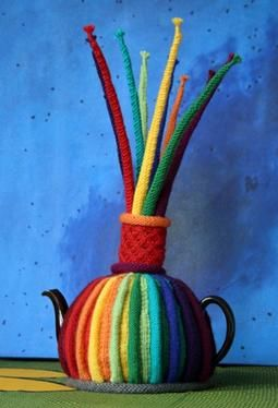 African Queen Tea Cozy by Jenny Whitehead