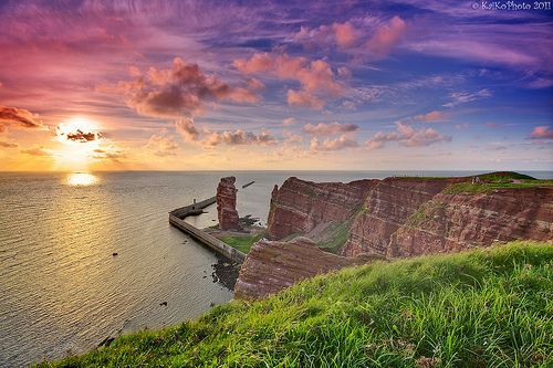 helgoland, germany. . looks gorgeous!this is our choice for our wedding next year...what do you think?