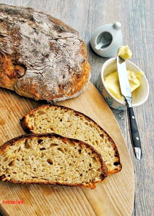 Dinkel-Kartoffelbrot, mein Rezept für Brotliebe. http://herzelieb.de