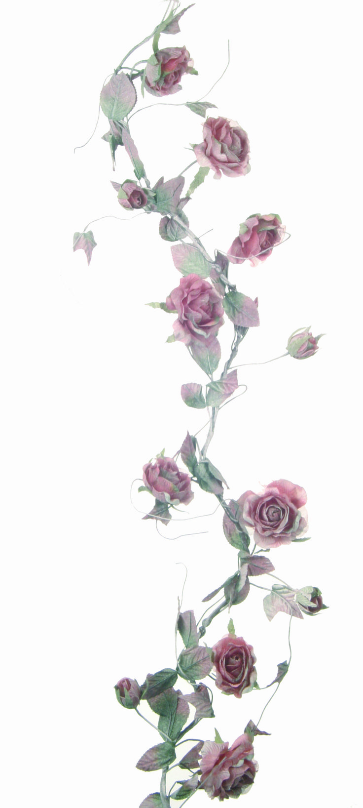 Vintage Rose Garland