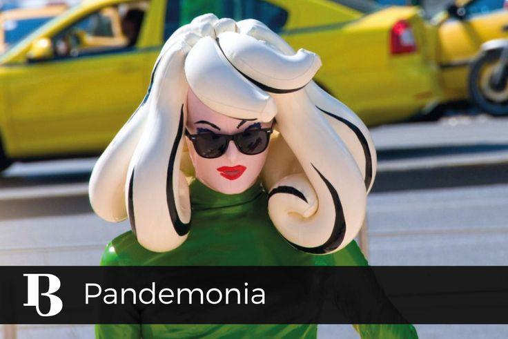 Bizarresia | Pandemonia: La protesta envuelta en látex