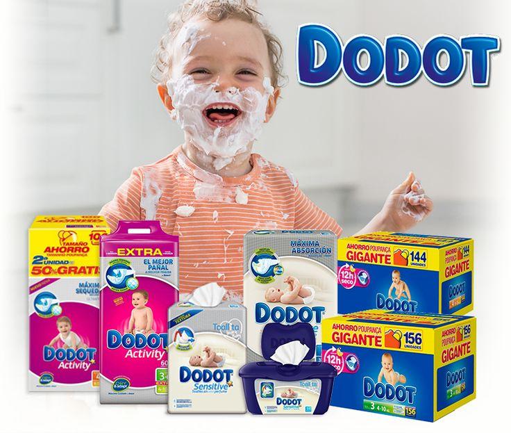 Comprar pañales Dodot más baratos  http://www.unabuenarecomendacion.com/index.php/complementos-y-regalos/infantiles/5659-truco-para-comprar-panales-dodot-mas-baratos