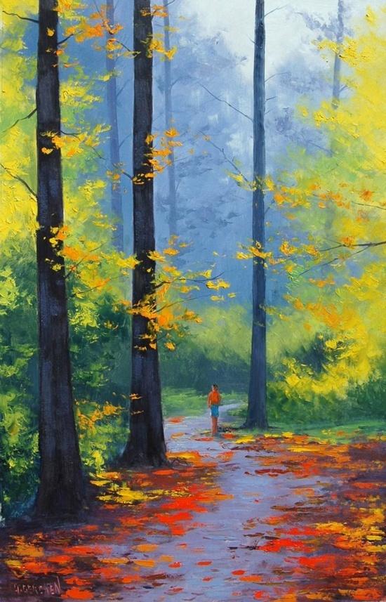 Graham Gercken #painting #Art pls visit us > www.facebook.com/skalapeter7 ♡