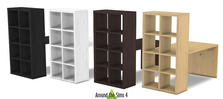 Around the Sims 4 | Custom Content Download | Objects | IKEA Expedit / Kallax Furniture | Sims 4 Updates -♦- Sims 4 Finds & Sims 4 Must Haves -♦- Free Sims 4 Downloads