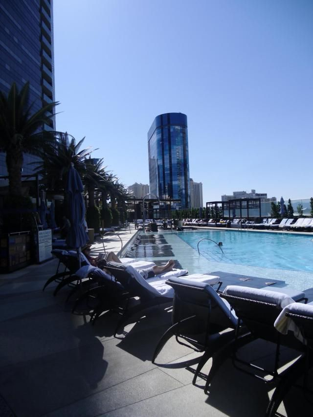 Where is the best Pool in Las Vegas? Are you looking for a lazy river, a safe place for kids or a club disguised as a swimming pool?