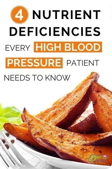 4 Nutrient Deficiencies Every High Blood Pressure Patient Needs To Know | DIET vs DISEASE