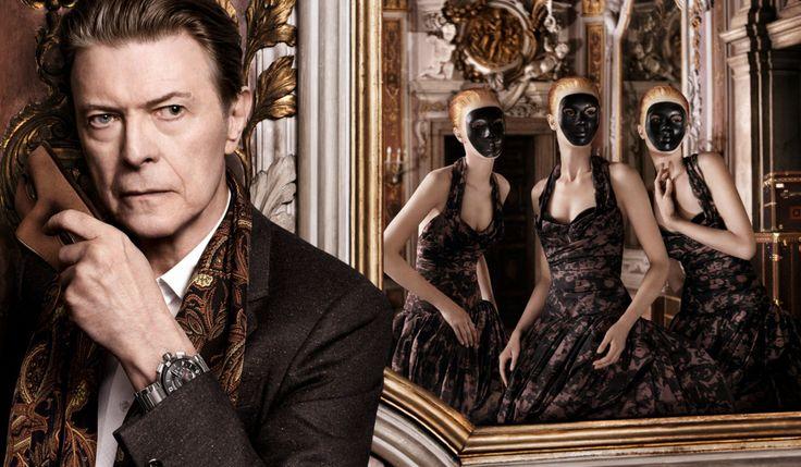 Louis Vuitton conta com David Bowie em novo filme