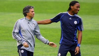 Jose Mourinho - Didier Drogba