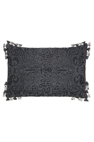 10 Chanel-inspired Home Decor Ideas: Day Birger et Mikkelsen Persian Fence Cushion Cover from Amara. #Stylish365
