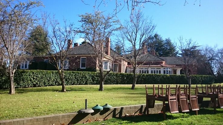 Petersons winery circa 1905 - Australian Arts and Crafts
