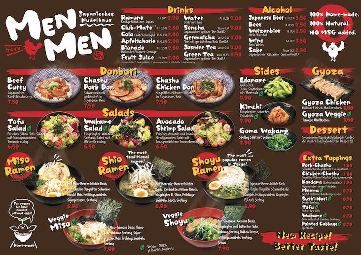 Best 25 menu pdf ideas on pinterest memos menu articles and menmen ramen berlin menu pdf forumfinder Gallery