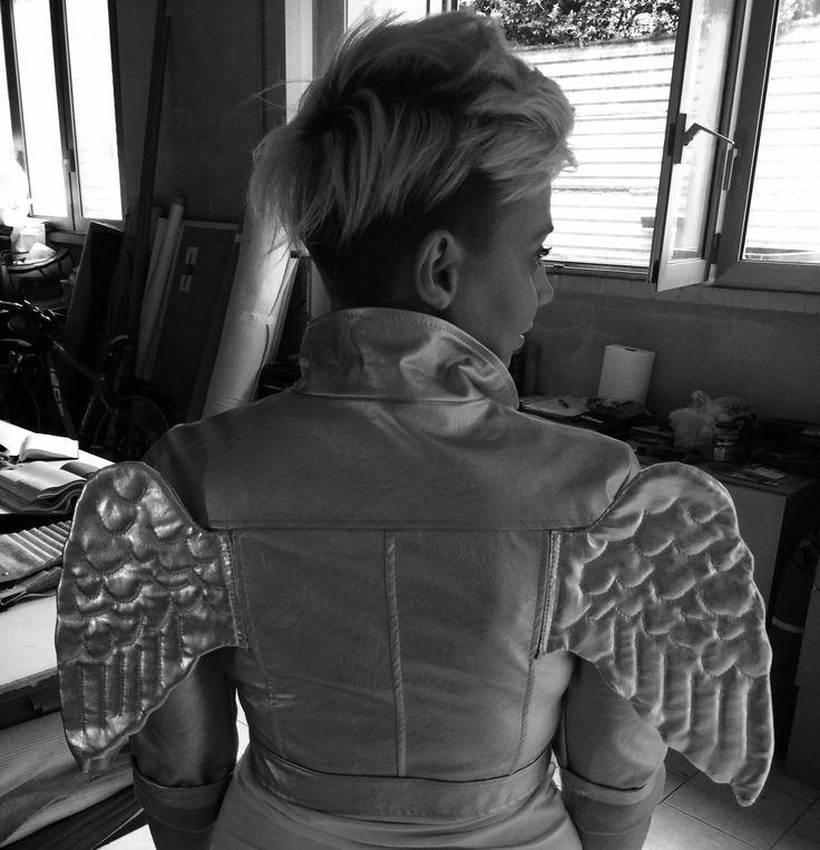 #wings #angel #hobby #jacket #faidate