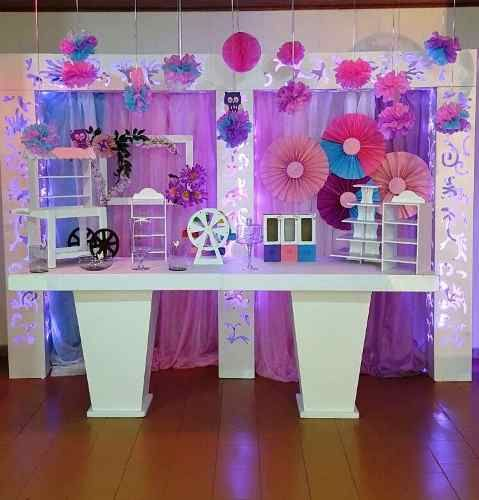 Alquiler de puff decoraci n fiestas infantiles lounge for Decoracion de eventos